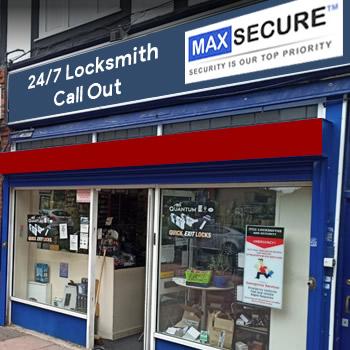 Locksmith store in Forest Gate